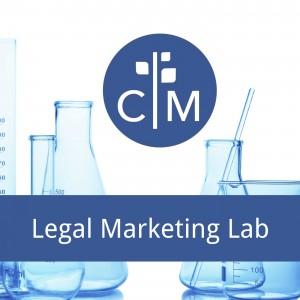 The Legal Marketing Lab is available on iTunes.