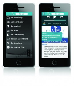 CLM is adding free app development to every new marketing plan that starts January 1, 2015