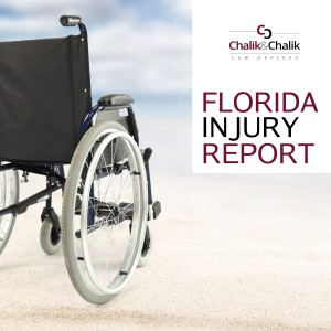 The Florida Injury Report Podcast from Chalik & Chalik Law Offices