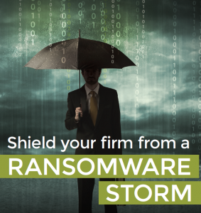 Download Shield your firm from a Ransomware Storm
