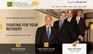 Petrillo & Goldberg Law.
