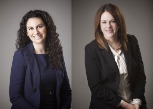 Rachel Donnelly & Amy Smith, Albertson  & Davidson, LLP